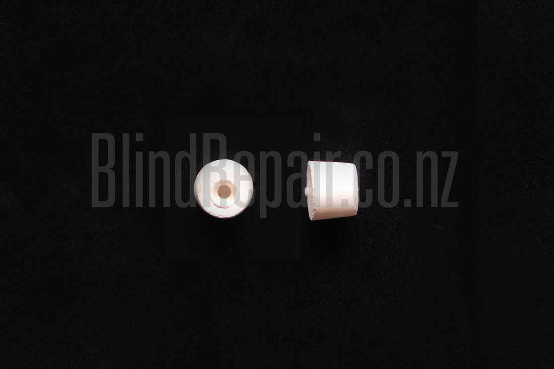 Luxaflex Blinds - Slimline® Venetian Spring loaded Hold Down Plunge Bung Wellington New Zealand NZ